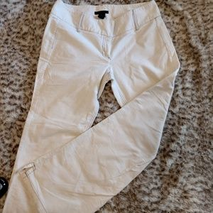 The Limited Pants  Stretch Corduroy Flare Leg Pant